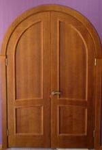 Арочная дверь 10