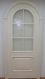Арочная дверь 2