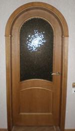 Арочная дверь 5