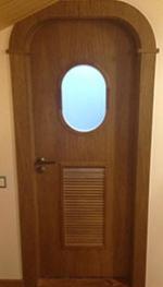 Арочная дверь 7