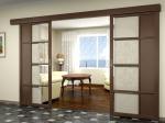 Раздвижная межкомнатная дверь 7