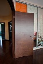 Радиусная дверь 6