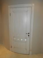 Радиусная дверь 1