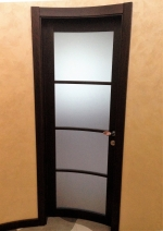 Радиусная дверь 4