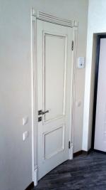 Радиусная дверь 5