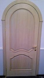 Арочная дверь 6