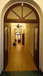Арочная дверь 9